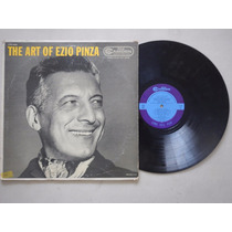 Discos Lp. The Art Of Ezio Pinza. 4ele