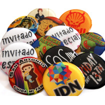 Botones Personalizados Pins Recuerditos Bautizo Cumpleaños