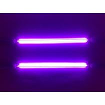 Tubo Barra Neon Luz Negra Tuning Leds Under Car