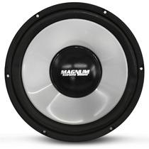 Par Subwoofer Magnum Bass 12 Pol. 1300w Alto Falante Susp Bo