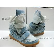 Zapatillas Color Azul Nuevo Amazing