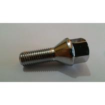 Parafusos De Roda M12 1,5 Em Aço Cromado P/ Gol Saveiro Vw