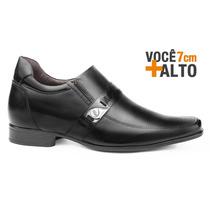 Sapato Social Rafarillo 7cm + Alto 212637 Original + Nota F