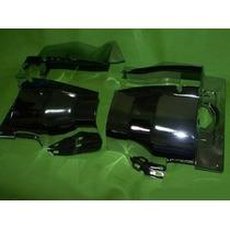Latas De Cobertura Dos Cilindros P/ Motor Do Fusca Cromadas