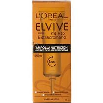 Ampolla Capilar Loreal Elvive Oleo Extraordinario Nutricion