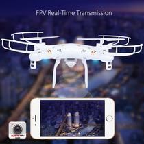 Headless Wifi Drone Camera X5c Ao Viv Melhor Que Syma Autom