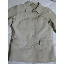 Saco/casaca/blazer 100% Cuero Natural Cambio X Celular