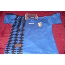 Argentina-camiseta Del 94 Suplente Con Numero
