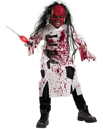disfraces para ninos zombies
