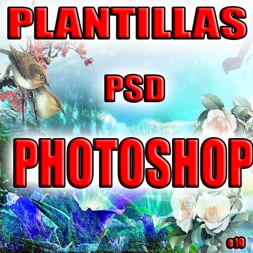 Plantillas Photoshop Boda Quince Graduacion Bautizo Infantil ...