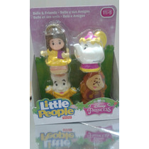 Juguetiness: Bella Y Sus Amigos Little People Fisher Price
