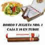 Cigarros Cubanos Romeo Y Julieta Nro 1 Caja X 10 En Tubos