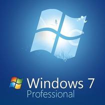 Chave - Licença -windows 7 Professional 32/64 Bits Original