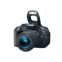 Canon T5i 18mp C/18-55mm Stm + 16gb + Nfe
