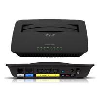 Router Wireless N300 Con Adsl2+ Modem Wifi Linksys X1000
