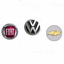 Emblema Para Volante Rally Chevrolet Volkswagen Fiat