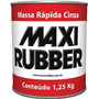 Massa Rapida Cinza 1,25 Kg - 2ma001 Maxi Rubber