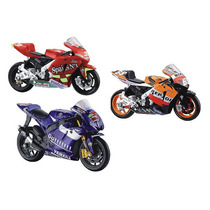 Moto Gp Super Kit Com 03 Miniaturas Escala 1:18 Maisto