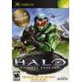 Halo 1 Xbox Clasico 360 Usado Blakhelmet C