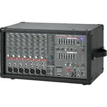 Phonic Powerpod 740 400w 7 Canales Mezclador Autoamplificado