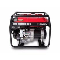 Generador Stnd Plu Gx340 337cc120v-240v 5.0kva Eg5000c Honda