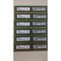Vendo 6 Memórias Smart 1gb Ddr 1333 Pc3 10600u