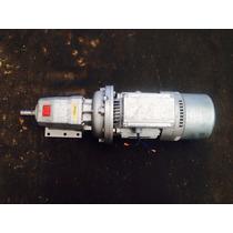 Motoreductor De 1 1/4 Hp 24 - 1 Con Freno