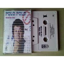 Audio Cassette Polo Polo, Show En Vivo Vol.3