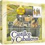 Castillos Y Caballeros / Libro Con Rompecabezas Cuadriculado