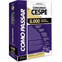 Passe Em Concursos Da Cespe 8000 Questões Digital<br><strong class='ch-price reputation-tooltip-price'>R$ 1<sup>99</sup></strong>