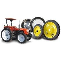 Rines W8x24 Agricolas De Alto Despeje Emagri. Rines Tractor.
