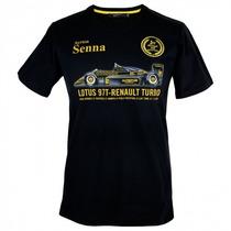 Playera Ayrton Senna Lotus Formula 1