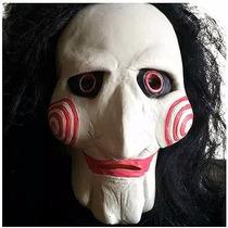 Disfraz Han Shi Trick Mask Latex Creepy Scary Ugly Mask