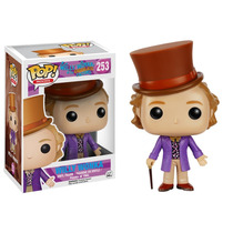 * Willy Wonka # 253 Funko Pop! Willy Wonka Chocolate Factory