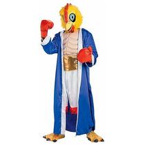 Disfraz De Boxeador Gallo, Pollo Para Adultos, Envio Gratis