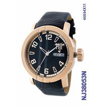 Relógio Neymar Jr Nj38053n Dourado Rose