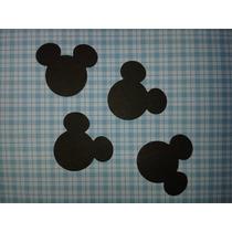 100 Recortes Mickey Minnie Pra Personalização Scrap