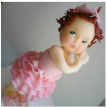 Figuras Para Torta De Baby Shower O Nacimiento. !