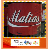 Souvenir Botellas Personalizadas Gaseosa Coca Cola 600cc