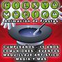 Animaciones Infantiles Maquillaje Artistico Show Magia Mago