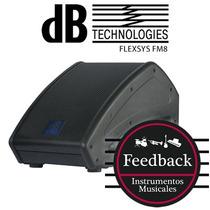 Db Technologies Flexsys Fm8 Monitor De Escenario Activo 200w