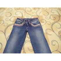 Calça Jeans Casual Colcci Tamanho 34 Strecht Bom Estado