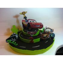 Centros De Mesa Torta Infantiles Cars,ben 10, Dora