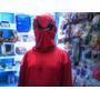 Disfraz Hombre Araña Para Adulto Halloween Spiderman Fiesta