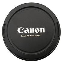 Tapa Lente Canon Ultrasonic 72mm