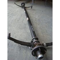 Kit Para Fabricar Remolques Cap 3 Tons Incluye Llantas