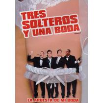 Tres Solteros Y Una Boda The Groomsmen 2006 Pelicula Dvd