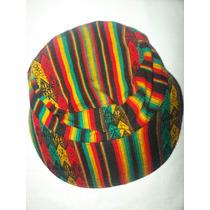 Gorras Con Visera En Tela Rasta Rastafari Hechas En Perú
