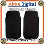 Funda De Cuero Blackberry Pearl 9100 9105 Estuche Protector