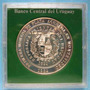 1984 Bid N$2000 Escudo Antiguo De Plata Proof Con Estuche.-